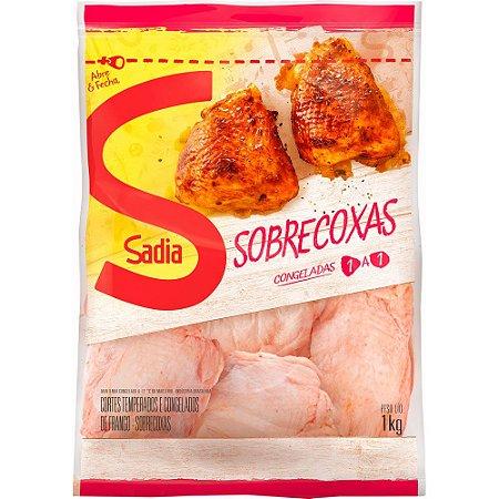 Sobrecoxa de frango - Sadia - 1kg