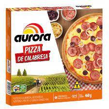 Pizza congelada - Aurora