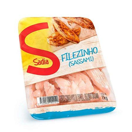 FILEZINHO DE FRANGO SASSAMI - SADIA - 1kg