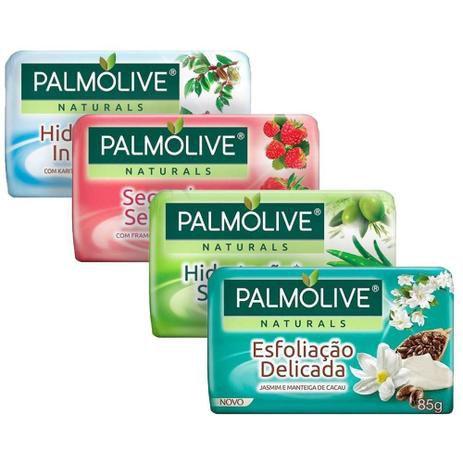 Sabonete em barra - Palmolive