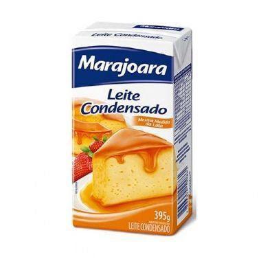 Leite condensado semidesnatado - Marajoara - 395g