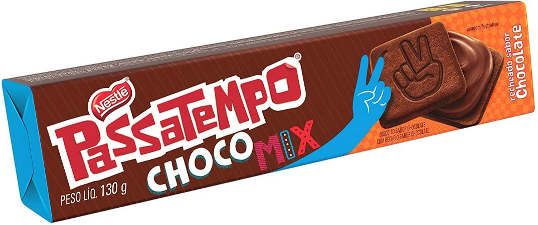 Biscoito passatempo - Nestle
