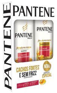 Kit shampoo 350ml + condicionador 175ml - Pantene