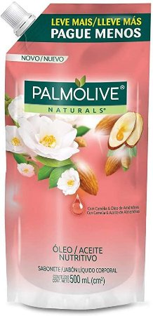 Sabonete liquido - Palmolive
