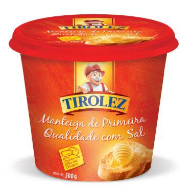 Manteiga - Tirolez