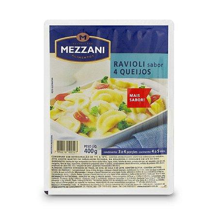 Massa ravioli - Mezzani