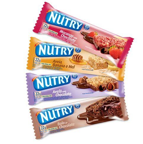 Barra de cereal - Nutry