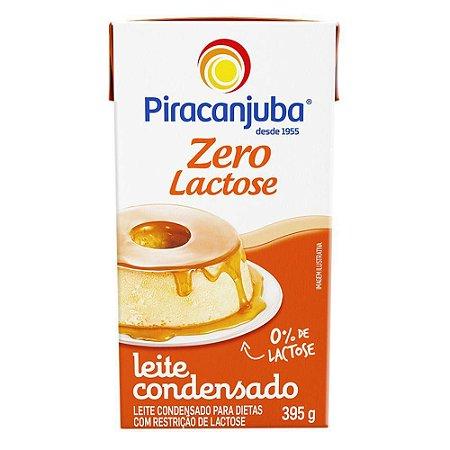 Leite condensado sem lactose - Piracanjuba - 395g