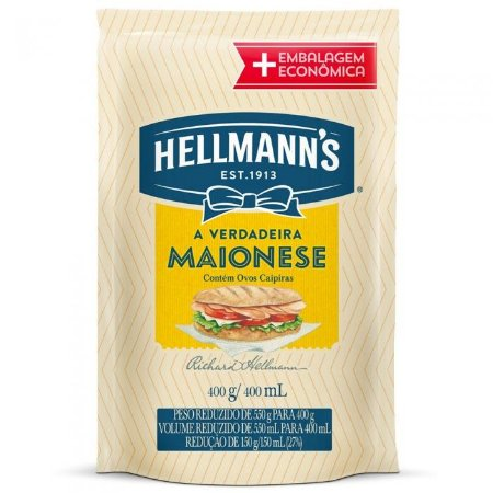 MAIONESE - HELLMANN'S
