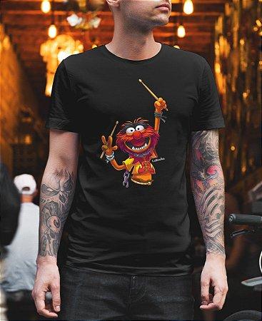 Camiseta Animal Batera