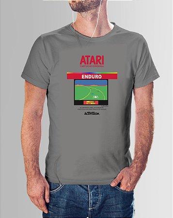 Camiseta Games Retrô Enduro