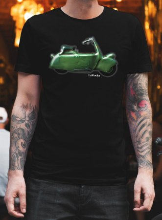 Camiseta Vespa Paperino