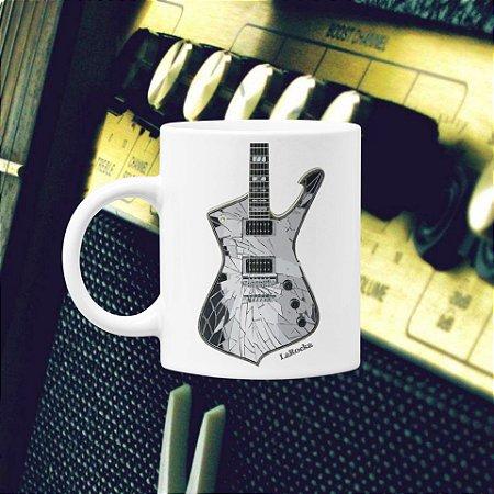 Caneca Guitarra Espelho
