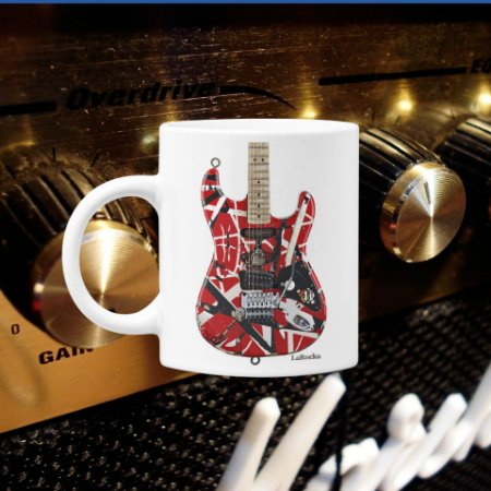 Caneca Guitarra VH