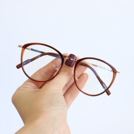 Armação de Óculos de Grau Novara Seja Cereja