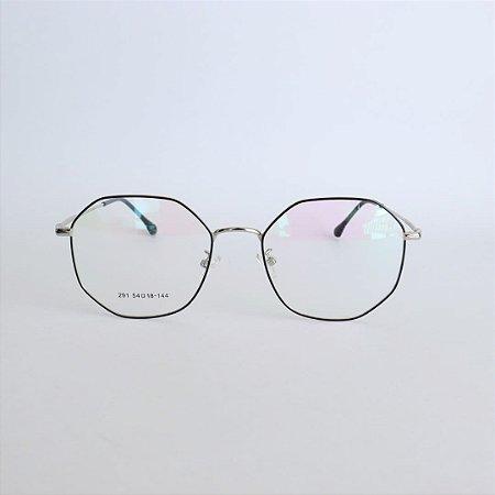 Armação de Óculos de Grau Meca Seja Cereja