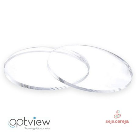 Lente Sem Grau (Antirreflexo + Proteção UV)