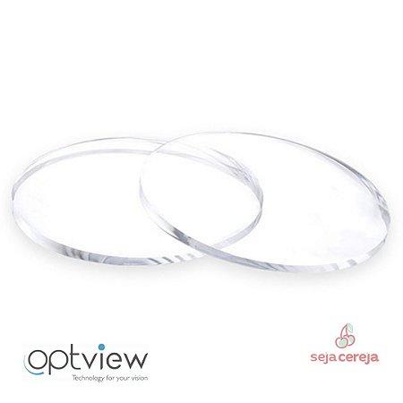 Par de Lentes sem Grau (Antirreflexo + Proteção UV + Anti-blue)