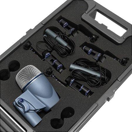 Microfone de Lapela com Adaptador para cabeça - CM-501/NM-443