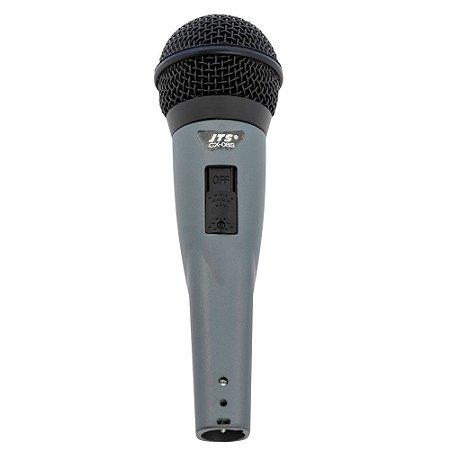 Microfone para voz principal e backing vocal - CX-08s