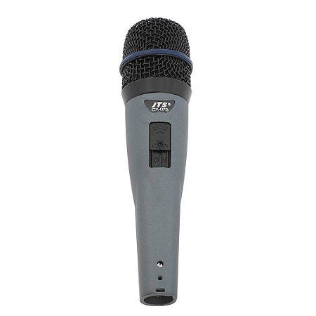 Microfone para voz principal e backing vocal - CX-07s