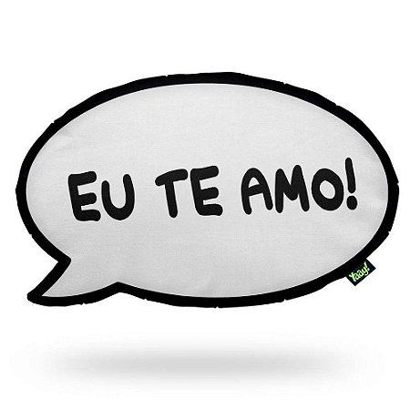 Almofada - Eu Te Amo Meu Amor