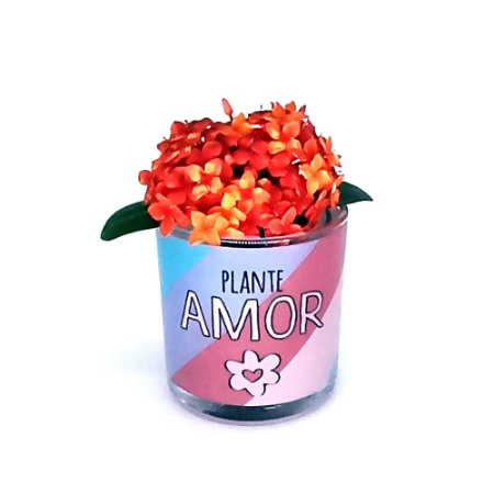 Cachepot Fofo - Plante Amor