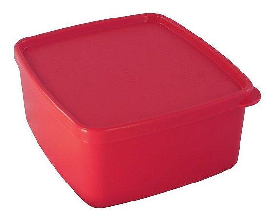 Jeitoso Tupperware Vermelho 400 ml