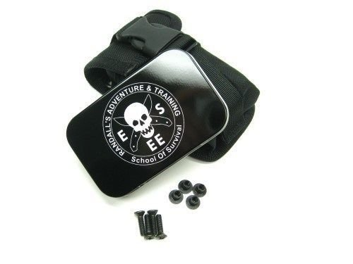 ESEE Accessory Pouch Black For ESEE Sheath for RC5 or RC6 52-POUCH