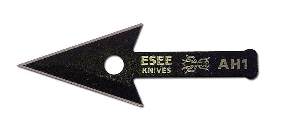 Pontas de Flecha ESEE AH1 Arrowheads Black ARROW WALLET