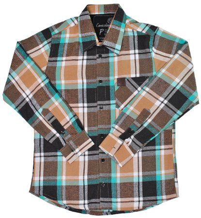 Camisa Lumberjack Bege Celeste