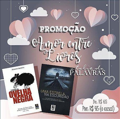 *Promoção Amor entre Livros - Kit 1