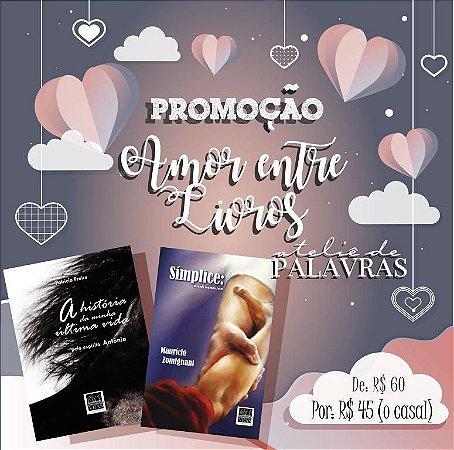 *Promoção Amor entre Livros - Kit 2