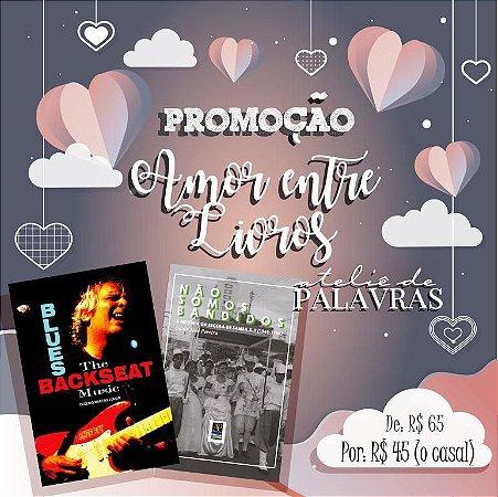 *Promoção Amor entre Livros - Kit 6