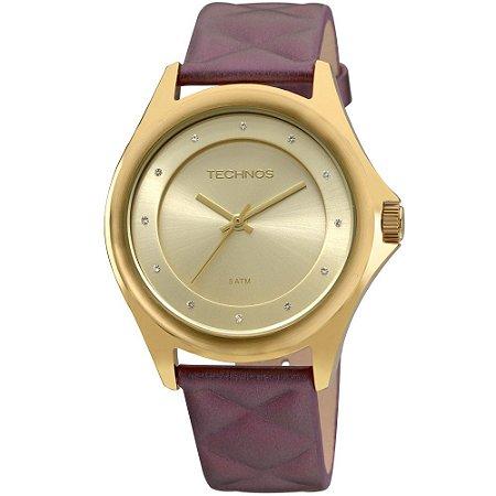 Relógio Technos Fashion Trend Analógico Feminino 2035LYS/2G