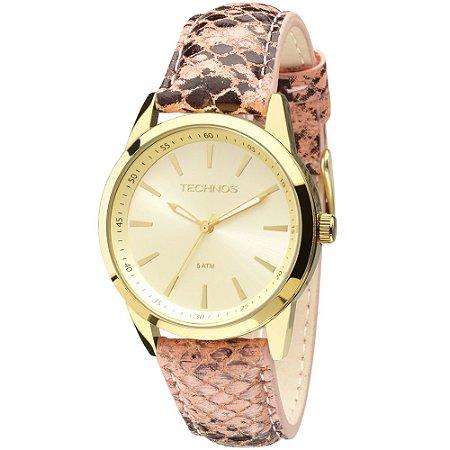 Relógio Technos Fashion Trend Analógico Feminino 2035MCS/2X