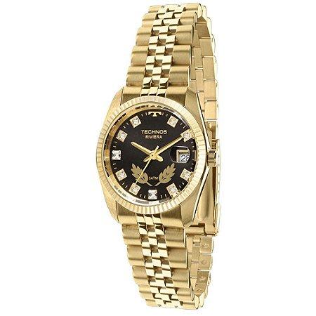 Relógio Technos Classic Riviera Feminino GL10IA/M4P