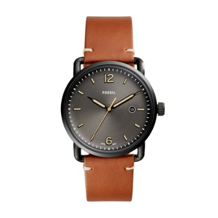 Relógio Fossil Analógico The Commuter 3H Date FS5276/2PN