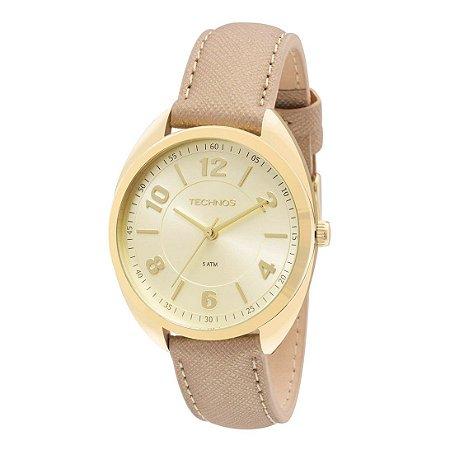 9e09ac1a023 Relógio Technos Elegance Dress Analógico Feminino 2035MCH 2X - Loja ...