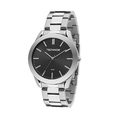 Relógio Technos Classic Steel Analógico Masculino 2035LRZ/1P