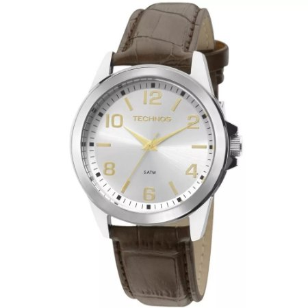 Relógio Technos Classic Steel Analógico Masculino 2035MDG/OC