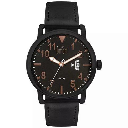 1f7cad8836d Relógio Dumont Traveller Analógico Masculino DU2315AAK 2P - Loja ...