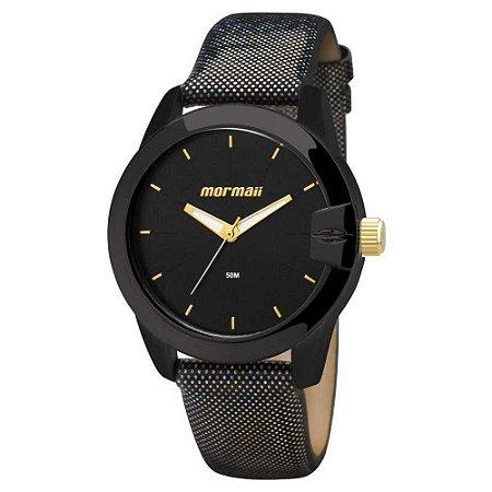 Relógio Mormaii Mauí Analógico Feminino MO2035GX/2P