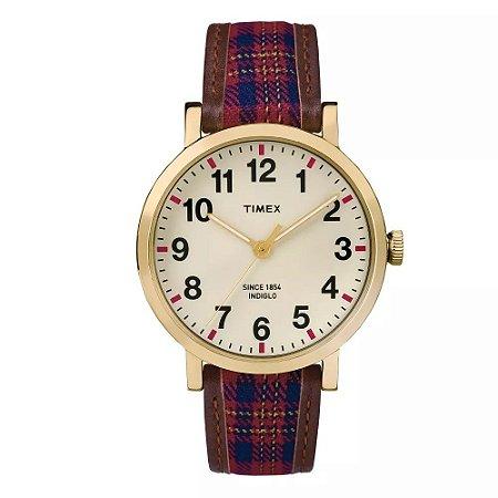 Relógio Timex Heritage Analógico Masculino TW2P69600WW/N