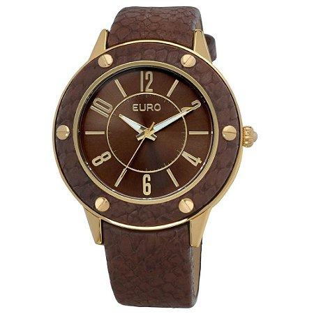 Relógio Euro Treviso Analógico Feminino EU2035RJ/2M