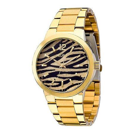 Relógio Euro Prienai Analógico Feminino EU2035LWC/4X