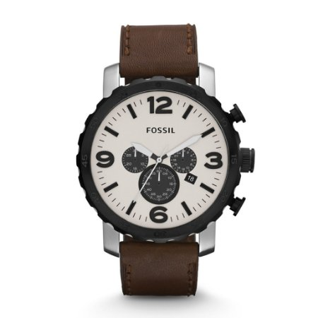 b29ae75204efb Relógio Fóssil Cronógrafo Masculino JR1390 - Total Luxo
