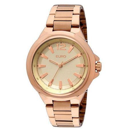 58a45978312 Relógio Euro Analógico Feminino EU2035LQN 4X - Loja Online