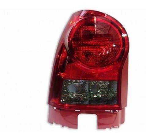 Lanterna Esquerda Borda Preta - 5w6945095n