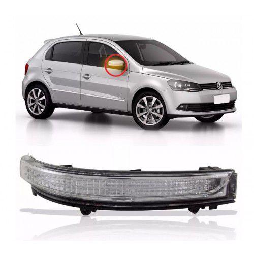 Luz Indicadora Direção Fox Retrovisor  Esquerdo -Original VW
